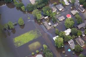The Cajun Navy: Meet Louisiana's Flood Rescue Team