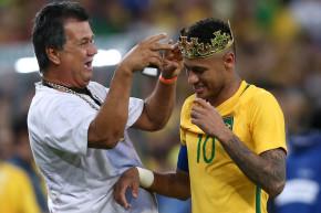 Goal! Neymar Was Saturday's Most Amazing Olympic Athlete