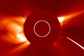 The Sun Just Destroyed A Comet