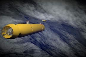 This Autonomous Submarine Is Designed To Explore Jupiter's Moon