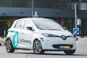 Singapore Startup Beat Uber To Driverless Taxis