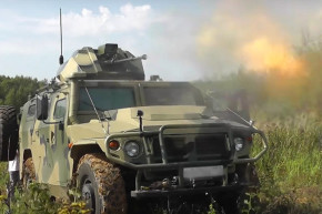 Russia's Driverless War Machine Is Scary As Hell