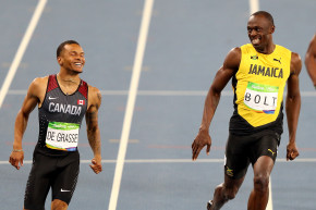 Usain Bolt Was The Most Amazing Athlete At The Olympics Wednesday