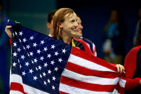 Katie Ledecky Was The Most #Amazing Athlete Of The Olympics On Sunday