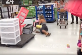 172,000 People Really Like To Watch A Lady Fall Down On Instagram