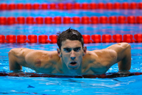 Michael Phelps Was The Most Amazing Olympic Athlete On Thursday