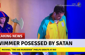 Michael Phelps Got Mad, And The Internet Got Memes