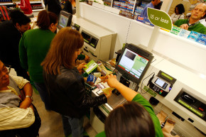 Study Confirms Self-Checkout Makes Shoplifting Easier