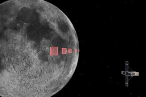 Infrared Cameras Will Find Landing Spots On The Moon