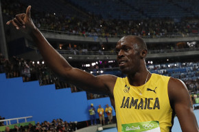 Usain Bolt Was The Most Amazing Olympian On Thursday