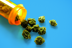 College Kids Are Smoking More Weed, Popping Fewer Pills