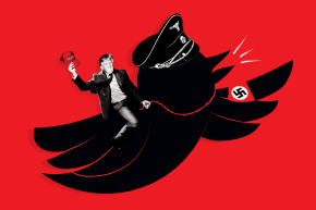 American Hate Groups Are Way Better At Twitter Than ISIS