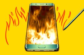 Samsung Galaxy Note 7 Burns 6-Year-Old Boy