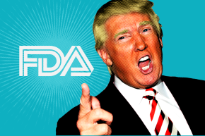 "Trump Wants To Scale Back The FDA ""Food Police"""