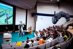 College Professor Creates A Syllabus On Pokémon Go