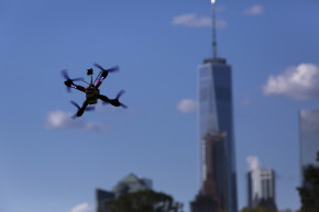 Drone Racing Could Be The NASCAR Of The Future