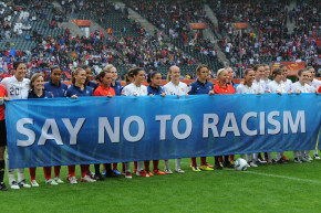 Racism Is Over, Says FIFA