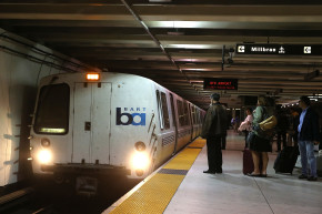 SF's BART Turns To Enzymes To Remedy Its Urine-Soaked Elevators