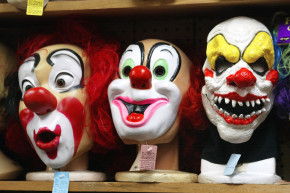 Dogged Detective Chronicles His Search For Killer Clowns