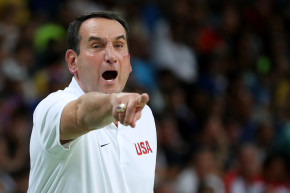 Coach K's New Platform Is For Leaders Who Lead Leadership