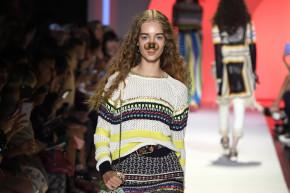 Snapchat Filters Make Their Way Onto Fashion Week Runways
