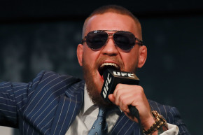 Conor McGregor Can't Stop Talking Insane Smack