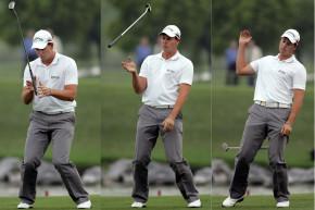 Heckler Proves Golf Is Not A Sport