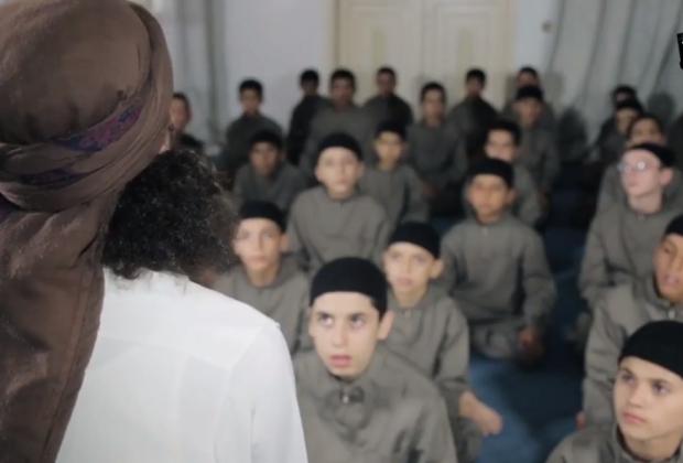 ISIS Children 2