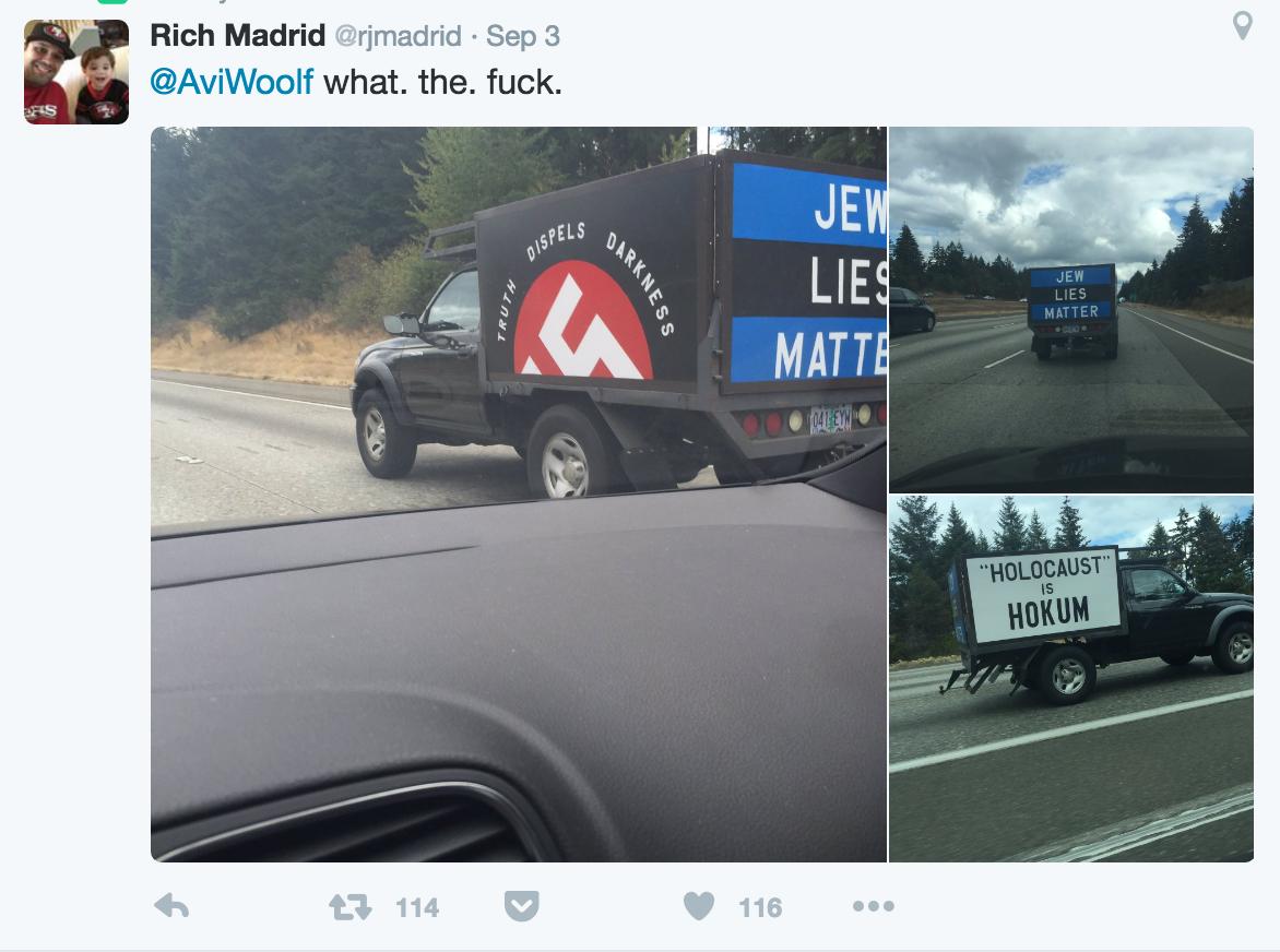 Jimmy Marr Nazi Trump