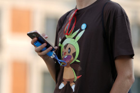 Russian Blogger Detained For Playing Pokémon Go In Church