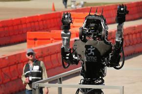 This Robot Has Surprisingly Good Balance