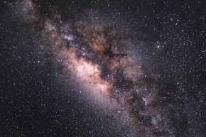 Here's How It Looked When Our Galaxy Was Born