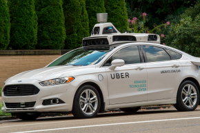 Uber's Driverless Cars (Carefully) Hit The Road