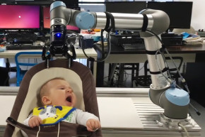 Robots Are Pretty Good With Kids