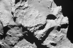 Space Probe Bids Farewell With Beautiful Comet Pictures