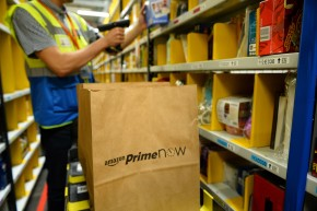 Amazon Wants To Drop Off Packages Inside Your Home