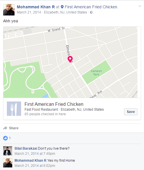 first american fried chicken