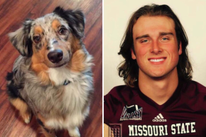 Missouri State Quarterback Allegedly Broke A Dog's Jaw