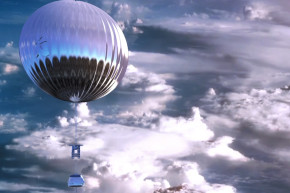 Theme Park Ride May Take You To The Stratosphere