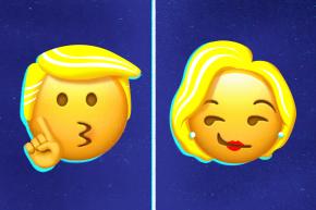 The Second Presidential Debate — In Emojis