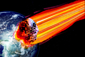Last Time Earth Warmed This Quickly, A Comet May Have Been To Blame