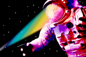 Cosmic Rays Could Damage The Brains Of Mars Astronauts