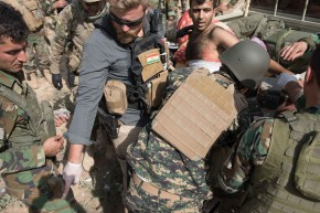 White Lies Save Lives: Rogue U.S. Medics On Mosul's Front Line