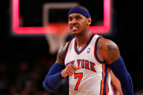 Carmelo Anthony Asks For D-Leaguers To Be Paid, Please