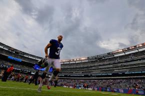 New York Giants Kicker Admits: 'I Have Abused My Wife'