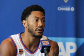 Derrick Rose Cleared Of Rape Charges