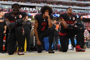 Colin Kaepernick's National Anthem Protest Reveals Racial Divide