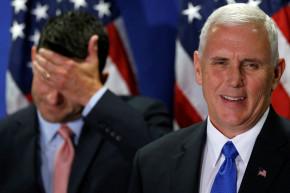 GOP Declares Mike Pence Winner Of Debate Hours Before It Starts