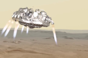 Mars Lander Will Touch Down On Red Planet This Month