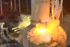 Watch Orbital's First Successful Rocket Launch In Two Years